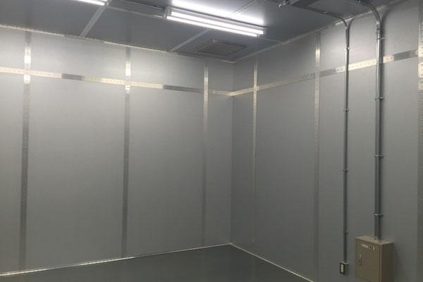 シールドルーム:伝導EMC試験用途に最適