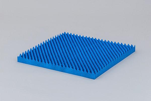 TUW:表面波状電波吸収体(ウレタンタイプ)